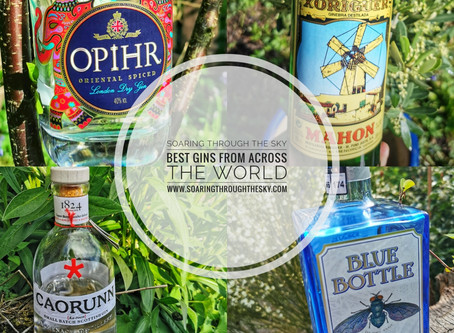 Best Gins From Across The World