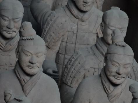 Xian and the Terracotta Warriors