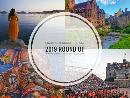 Soaring Through The Sky 2019 Round Up