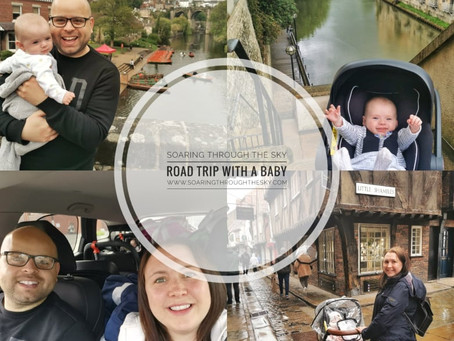 Road Trip With A Baby