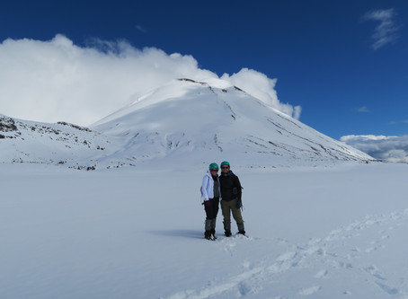 Tongariro Alpine Crossing in Winter-Everything You Need To Know
