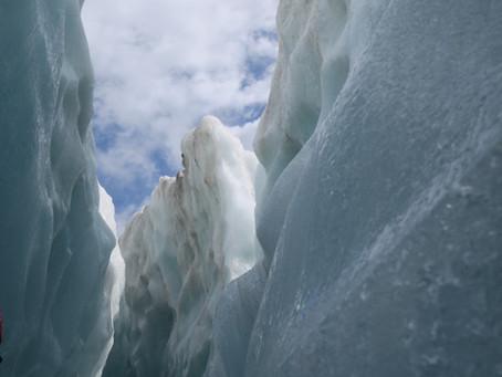 Franz Josef  The Guide To Climbing A Glacier