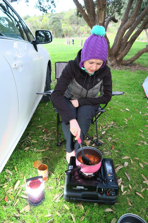 Whangarei camping