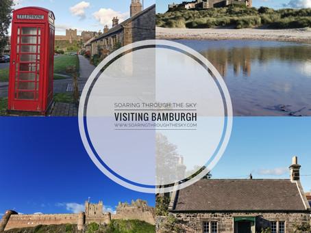 Visiting Bamburgh