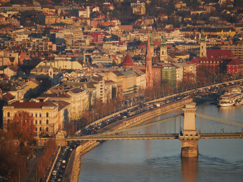 Photo Diary- 48 Hours in Budapest
