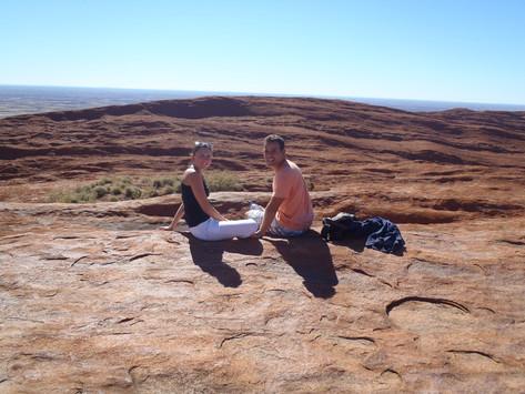 Woohoo Uluru + Kata Tjuta + Kings Canyon