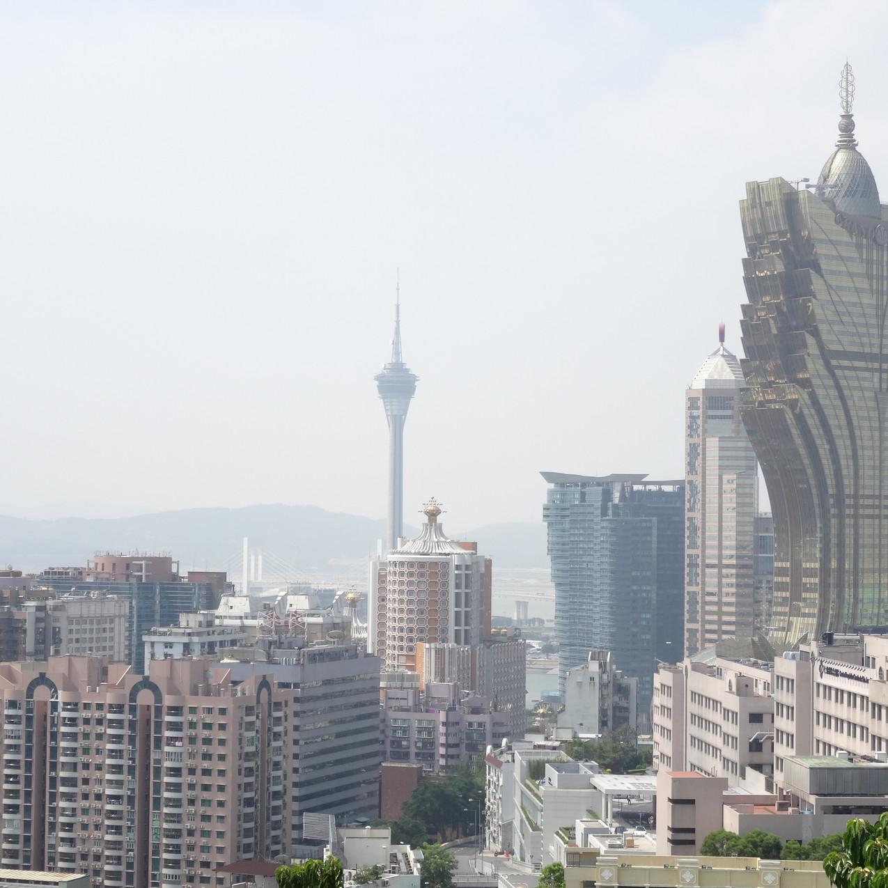Macau- The Chinese Vegas