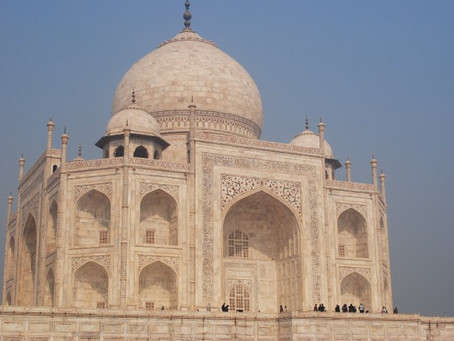 The Taj Mahal | The Most Beautiful Building In The World!