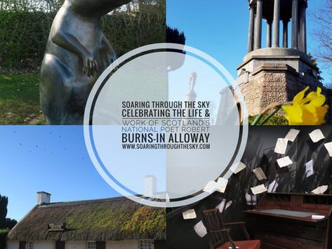 Celebrating The Life & Works of Scotlands National Poet- Robert Burns In Alloway