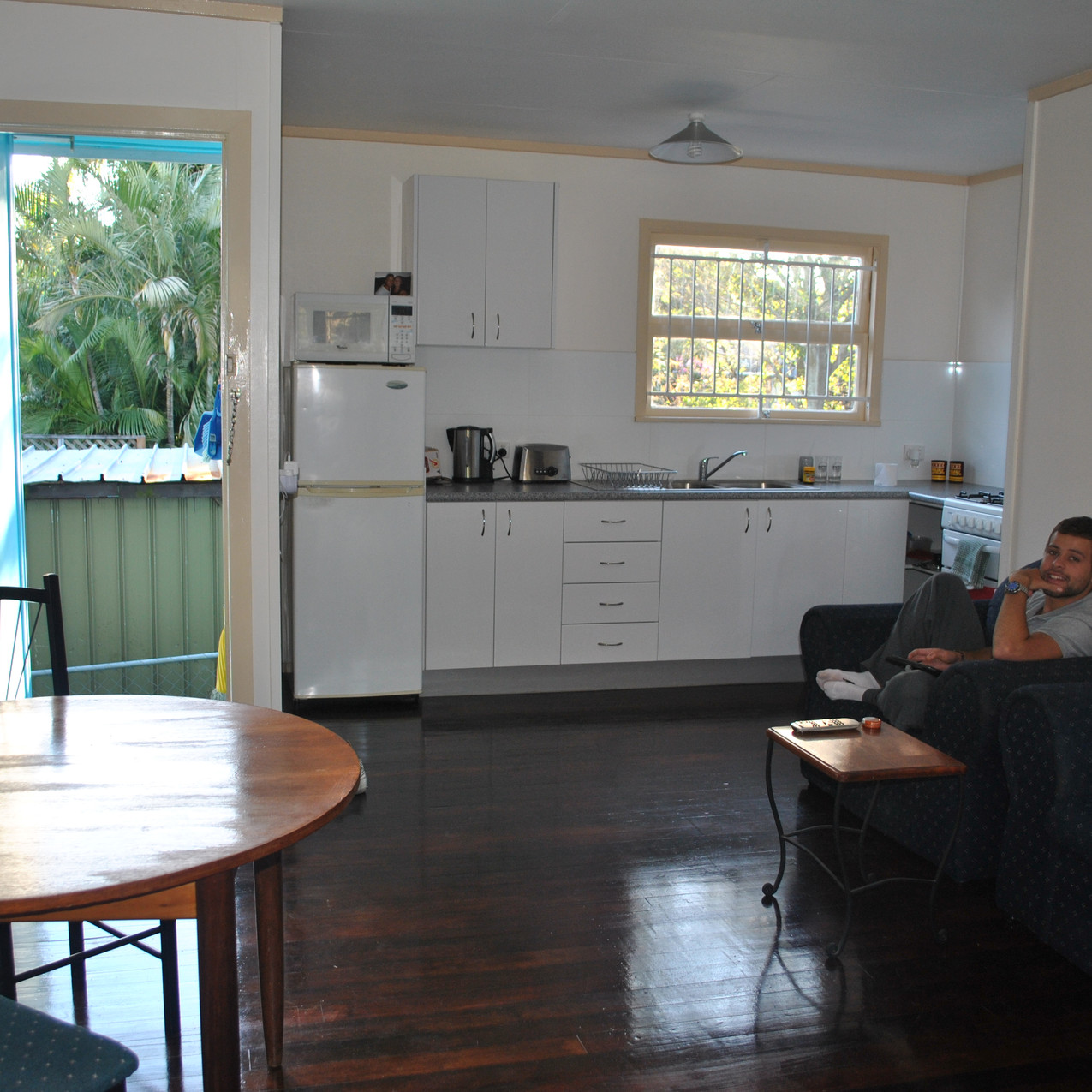 Our Brissy home