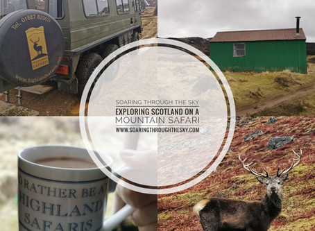 Exploring Scotland On A Mountain Safari