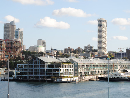 From Waterloo to Woolloomooloo and everywhere in between