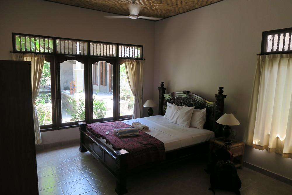 Double one villa, Karangasem, Amed