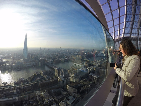 Free Things To Do In London- Sky Garden, 20 Fenchurch Street