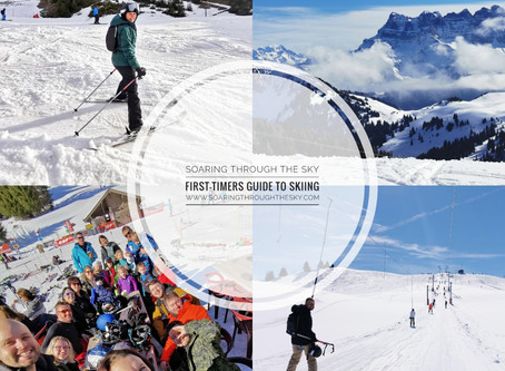First- Timers Guide To Skiing