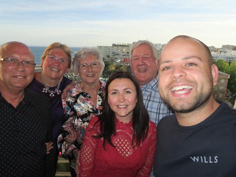 Spain | My Gran Turns 80!