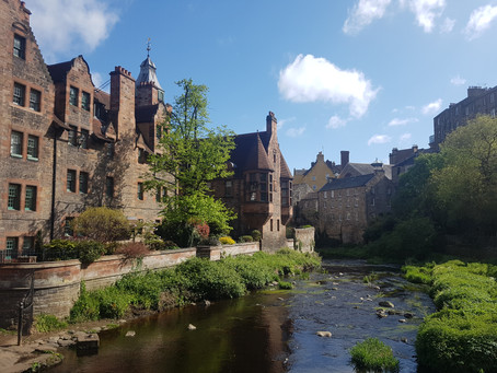 Photo Diary | Dean Village, Edinburgh