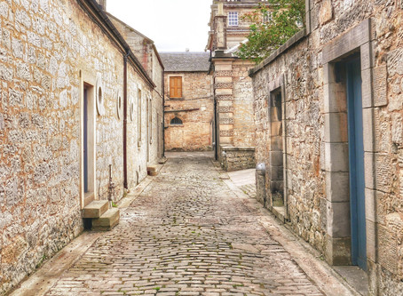 Outlander | Scotland Film Locations Season 2