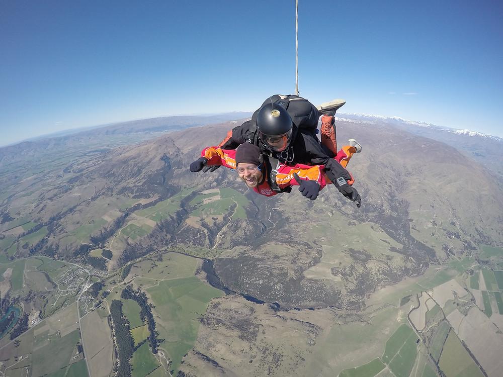 Shannon- Skydive Wanaka