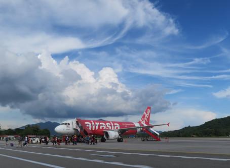 Flight Checker| Air Asia KUL to LGK