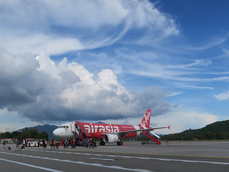 Flight Checker | Air Asia KUL to LGK
