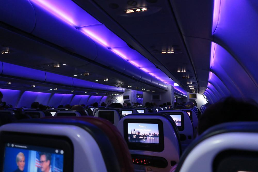 Lovely Virgin Australia plane