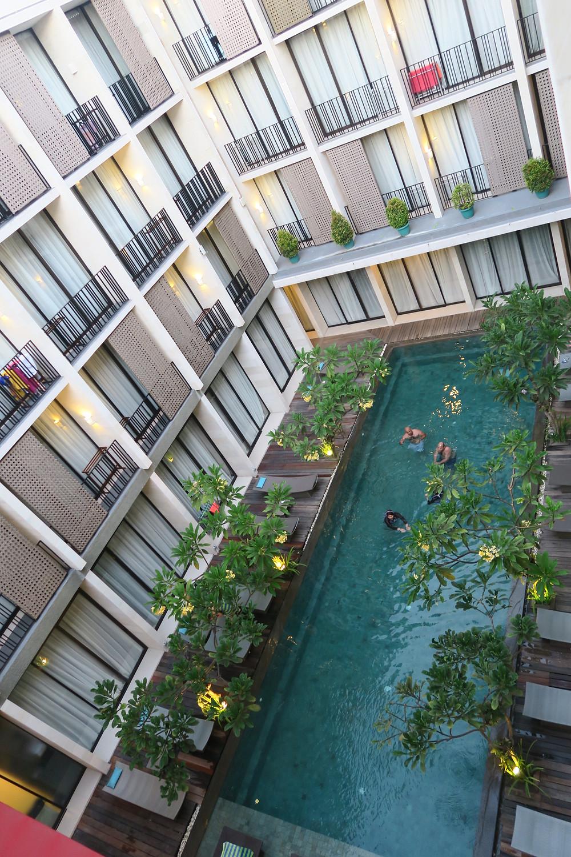 Hotel Terrace, Kuta