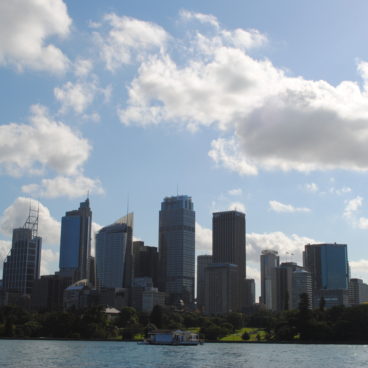 Views from Mrs MacQuarie's Chair