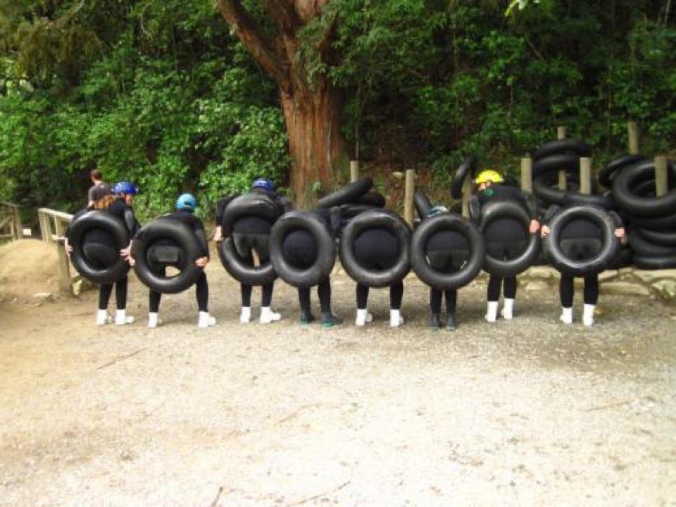 Waitomo Black Labyrinth