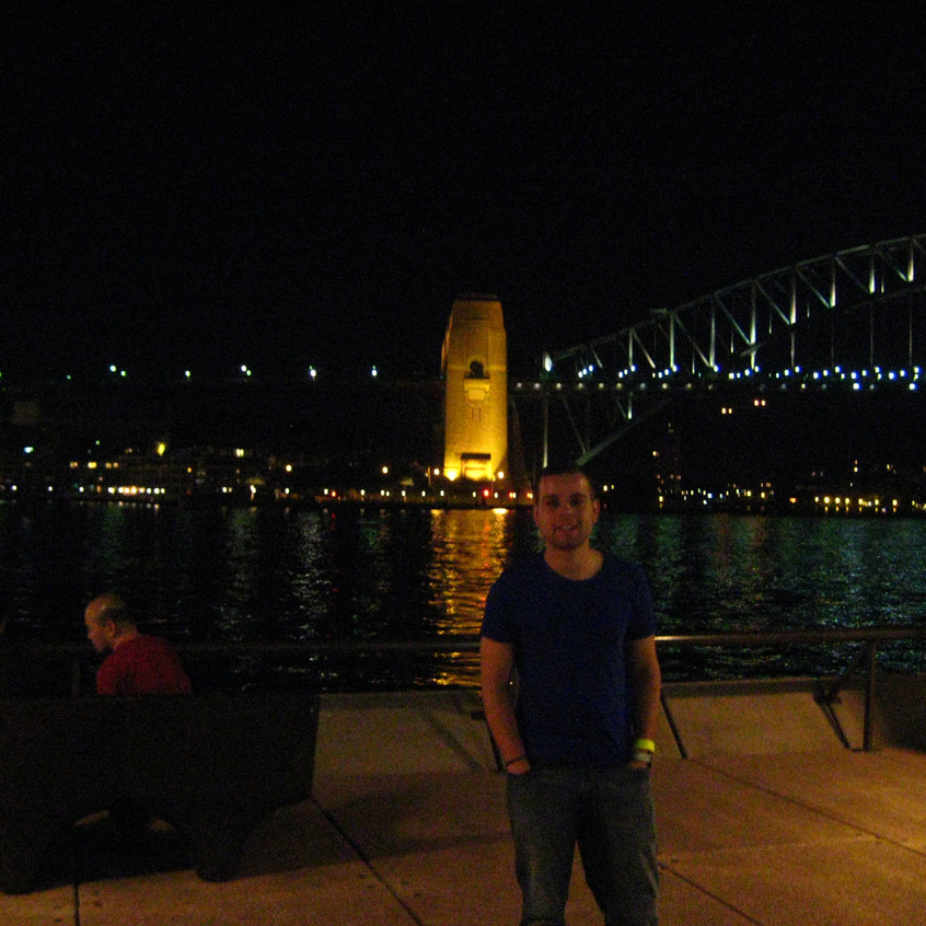 Night out at the Opera House