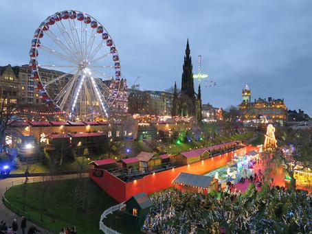 12 Ways To Celebrate The Festive Season In Edinburgh