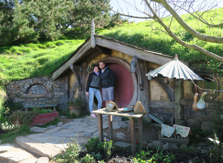 Photo Diary- Hobbiton Where 'Not All Those Who Wander Are Lost'