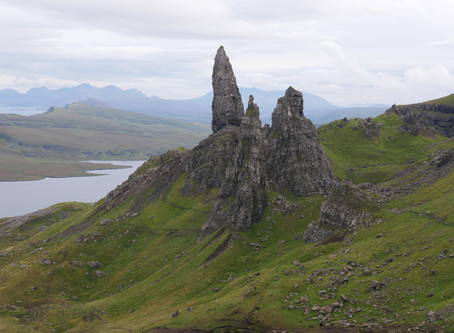 Things To Do In Skye | Old Man Of Storr