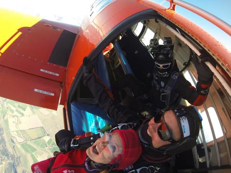 Soaring Through The Sky- Skydive Wanaka