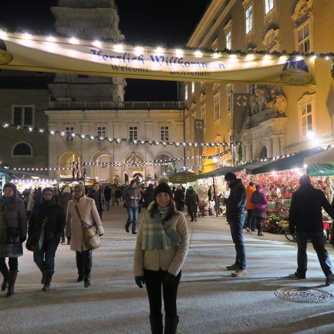 Salzburg- Christmas markets