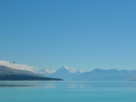 NZ day 19 Lake Tekapo, Christchurch. Our last day... Sweet As Bro