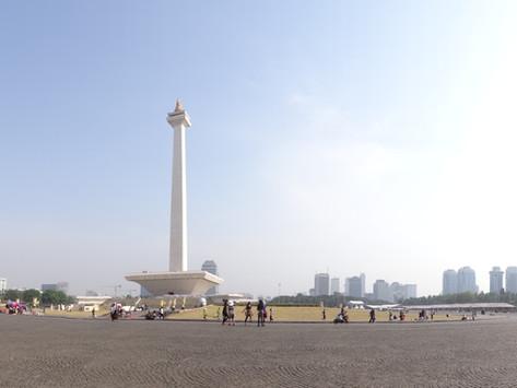 Doing Jack all in Jakarta