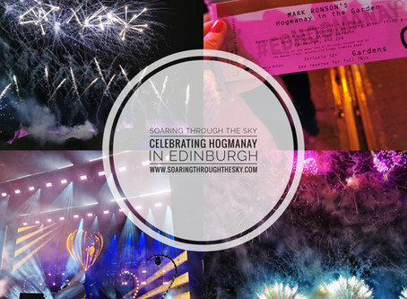 Celebrating Hogmanay In Edinburgh