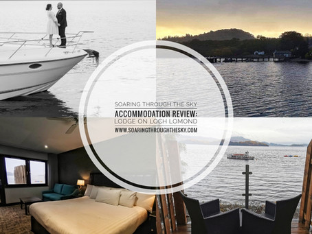 Accommodation Review: Lodge on Loch Lomond