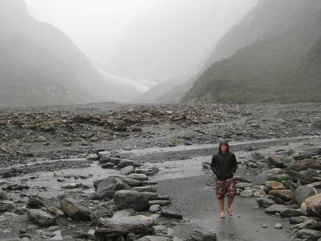 NZ day 15 & 16 Franz Josef