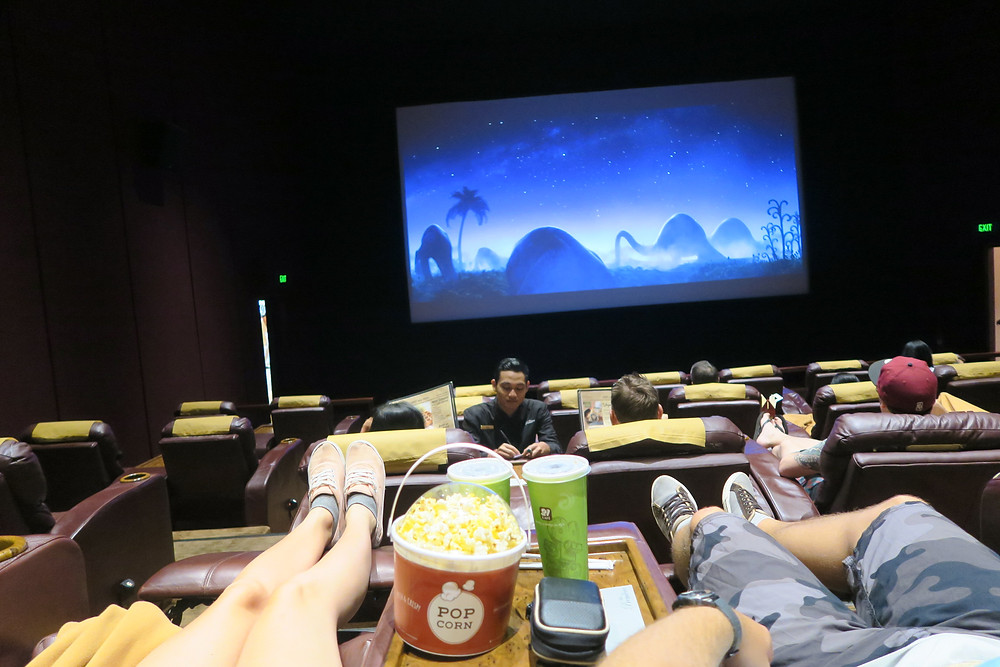 Premium cinema is a must!