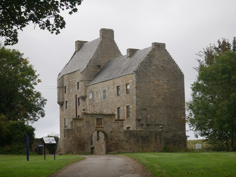 Outlander Locations   Midhope / Lallybroch