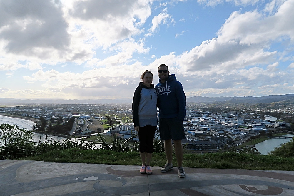 Kaiti Hill lookout