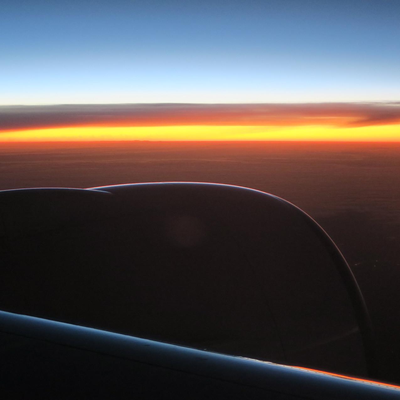 the sun will follow us wherever we g