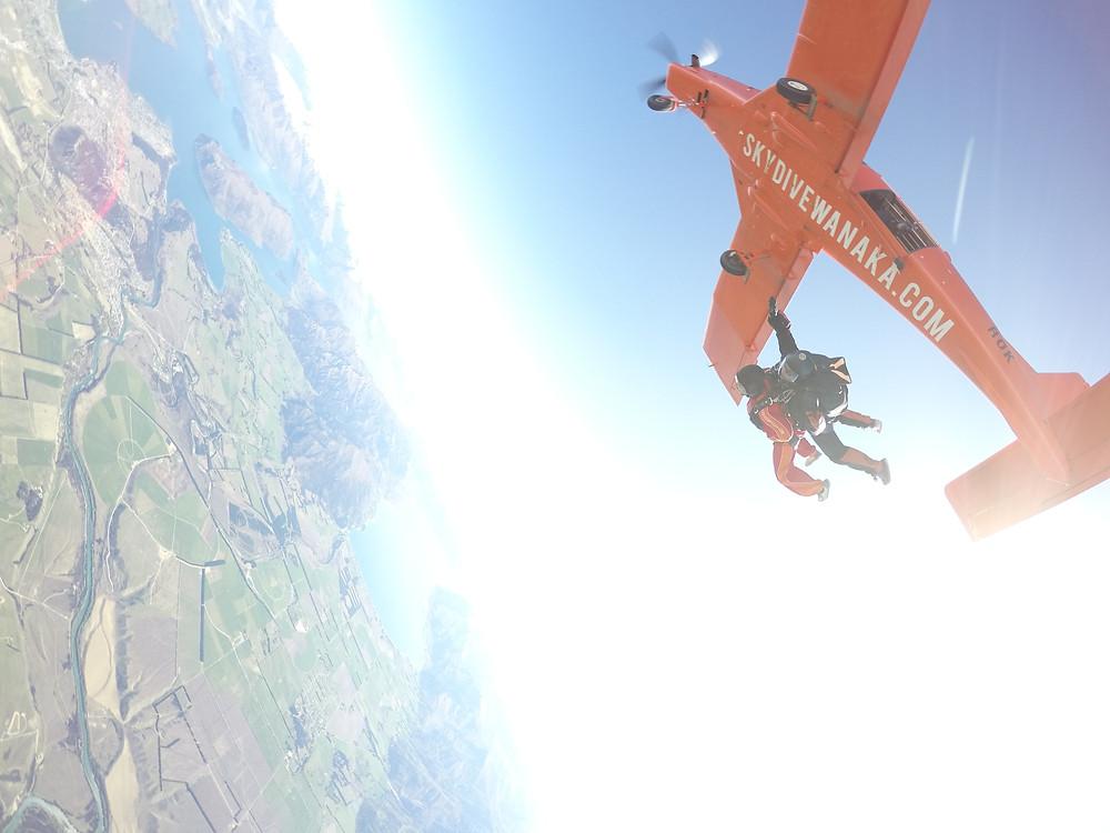 Pamela- Skydive Wanaka