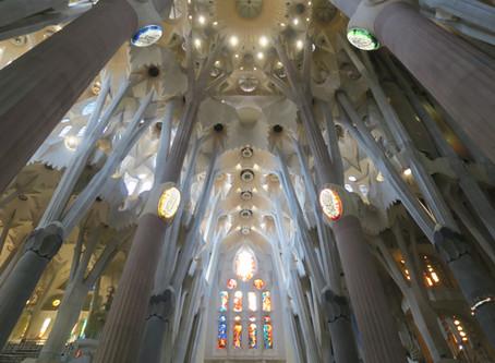 Photo Diary- La Sagrada Familia