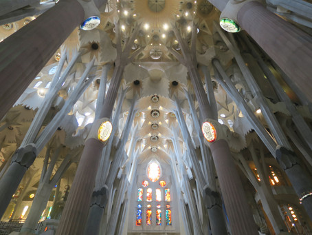 Photo Diary- La Sagrada Familia