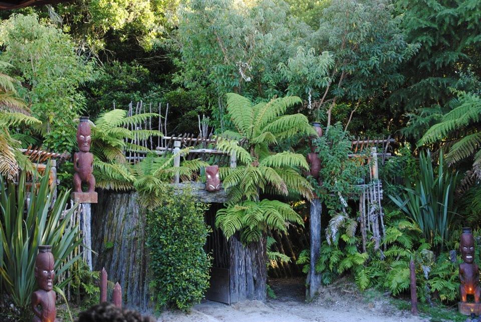 Tamaki Maori Village- Rotorua