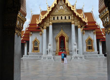 Bangkok, Tuk Tuks and Squat Toilets
