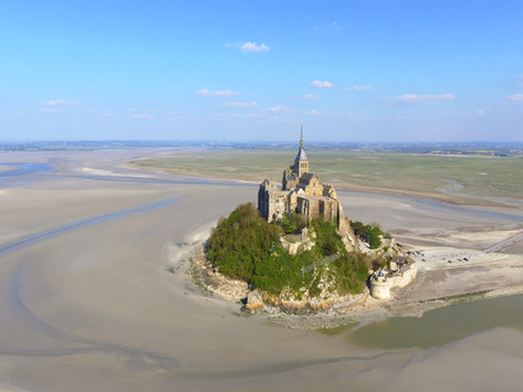 France | Mont Saint Michel & Saint Malo
